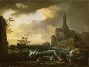Claude-Joseph Vernet (Avignon, 1714 — Paris, 1789)