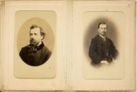 Paul Cabaud (Haute-Savoie, Cran, 1817 — 1895), photographe, A. Bertrand, photographe