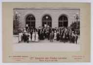 Louise Fueslin-Rigaud (vers 1844 — 29.10.1936), entrepreneur, Louis Minner (1953), photographe