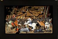 Vignette 5 - Titre : La Bataille de San Romano