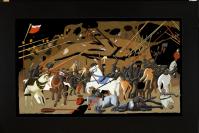 Vignette 6 - Titre : La Bataille de San Romano
