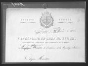 Nicolas Céard (1745 — 1821), auteur du texte, Atelier Boissonnas (Genève, 1863-1864 — Genève, vers  1980-1985), photographe