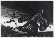 Vignette 6 - Titre : La mort marraine