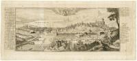 Claude Chastillon (Châlons-sur-Marne, 1547 — Châlons-sur-Marne, 27/04/1616), Matthäus Merian l'Aîné (Bâle, 1593 — Bad Schwalbach, 1650)