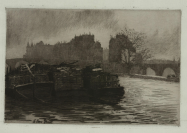 Alexis Forel (1852 — 1922)
