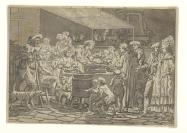 Abraham-Louis-Rodolphe Ducros (Yverdon, 1748 — Lausanne, 1810), graveur, Jacques Henri Sablet (Morges, 1749 — Paris, 1803)