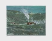Vignette 6 - Titre : Centrale thermique de Leirhnjukur, Islande [série