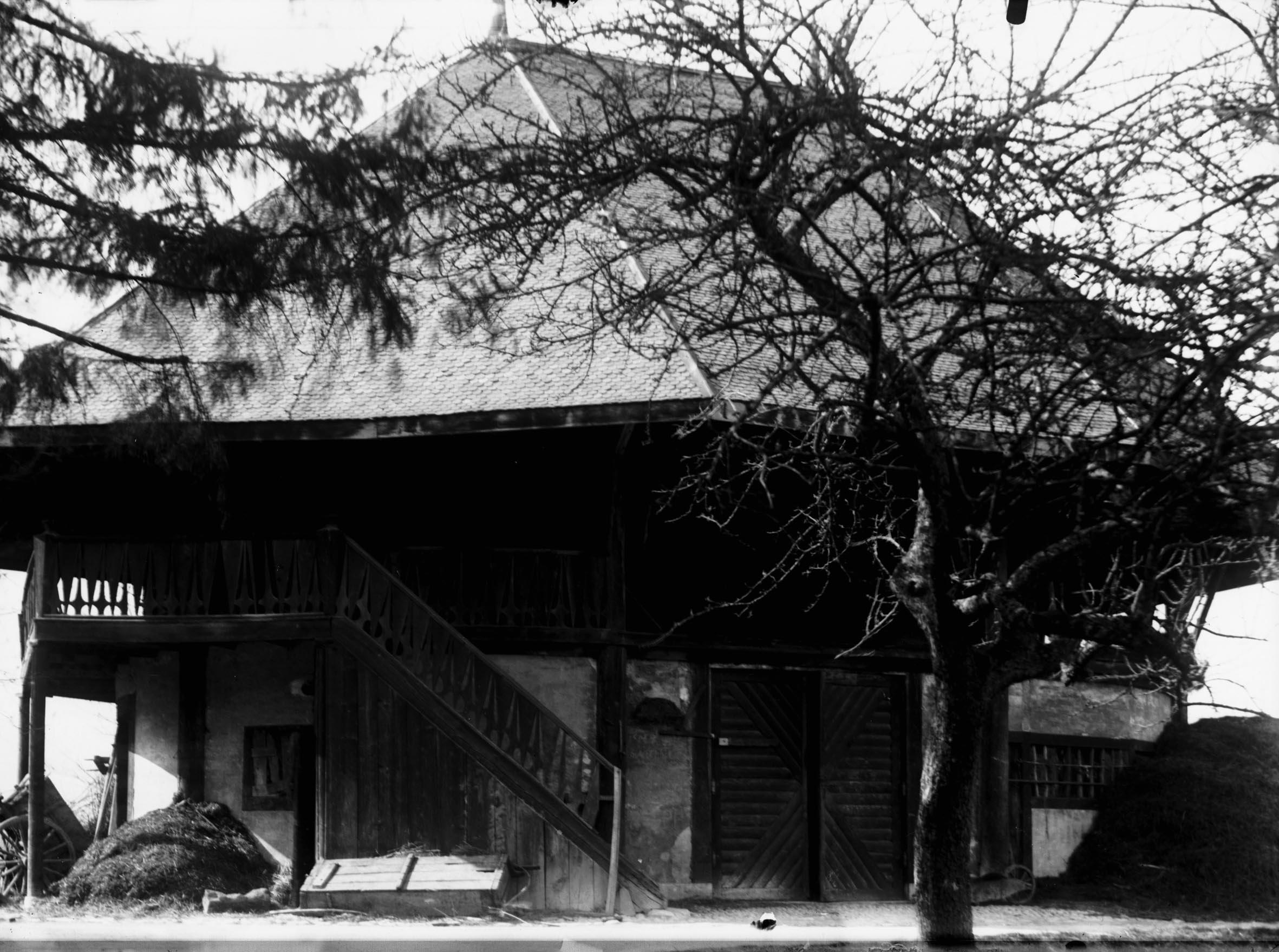 Vernier, Route Du0027Aïre: Maison