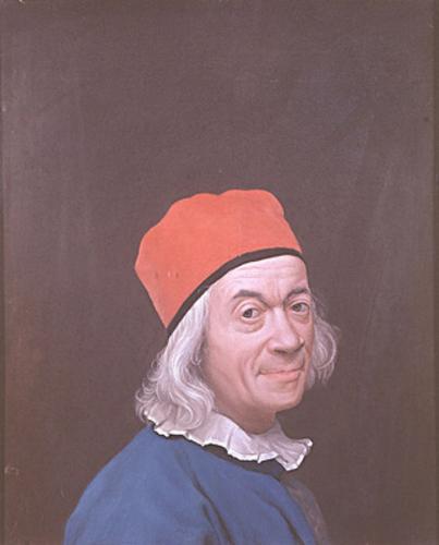 """Autoportrait dit """"au bonnet rouge"""""""