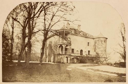 Ain, Sergy: château