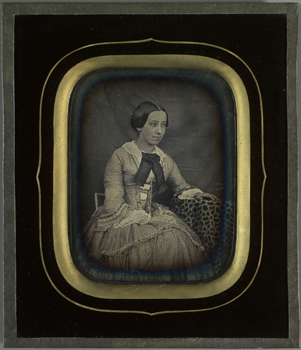 Portrait de Hilda Eynard