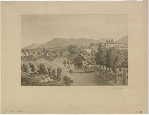 Genève, Coulouvrenière