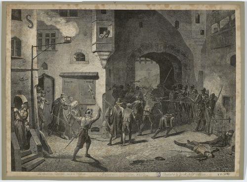 Genève, bataille de l'Escalade