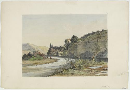 Genève, la jonction du Rhône et de l'Arve