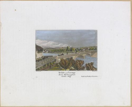 Carouge, pont Neuf