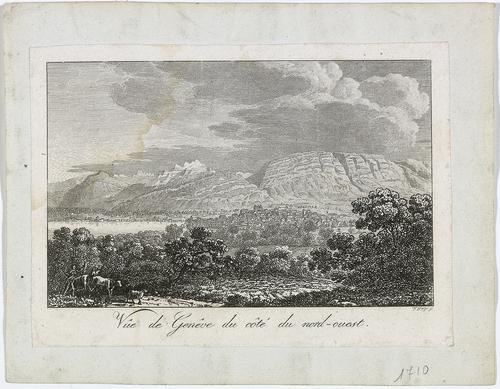 Genève, vue générale