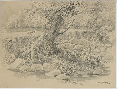 Barrage de la Drize