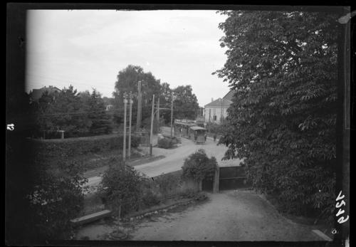 Vernier, pont de l'Ecu