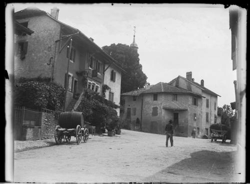 Hermance, hôtel de la Couronne
