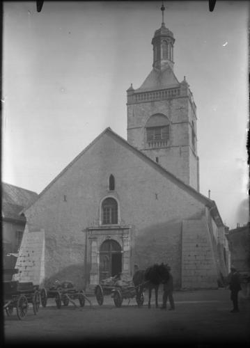Haute-Savoie, Evian: église