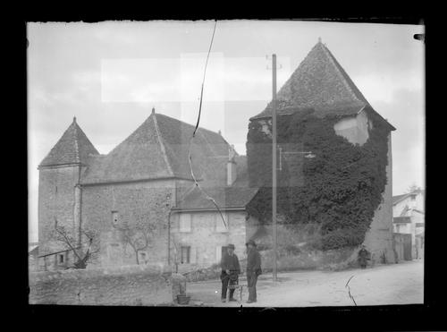 Haute-Savoie, Thonon: Rives (château)