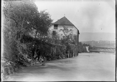 Avully, Rhône: moulin Voirin