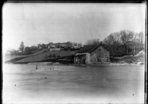 Chancy, moulin