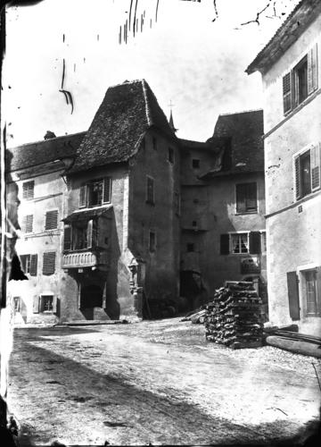 Haute-Savoie ? Annecy ?