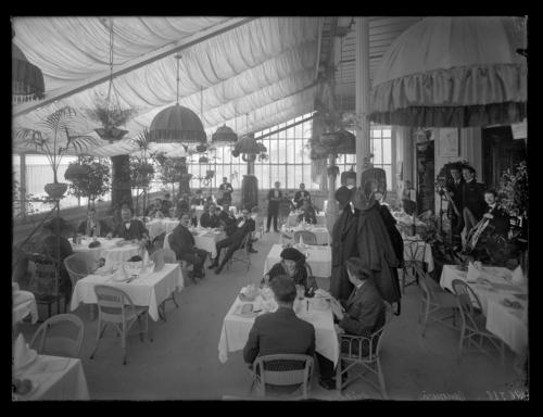 Genève, gare Cornavin: buffet