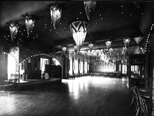 Genève, Kursaal: grande salle