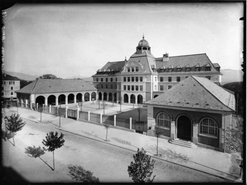Genève, école de Saint-Jean