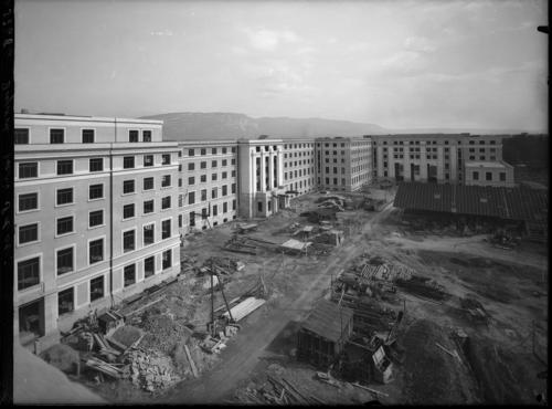 Gen ve avenue giuseppe motta le chantier du centre for Piscine varembe