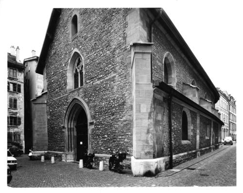Genève, église Saint-Germain