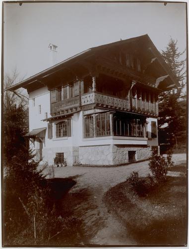 Versoix, villa John Roux