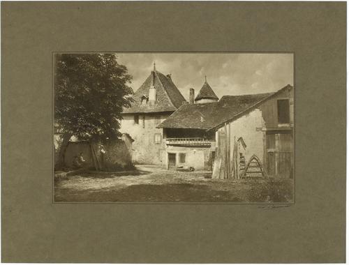 Collonge-Bellerive, Vésenaz: château