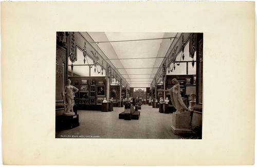 Genève, Exposition nationale: l'art moderne au palais des Beaux-Arts