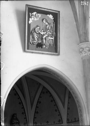Haute-Savoie, Alex: tableau de sainte Anne