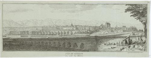 Genève du côté de Saint-Léger