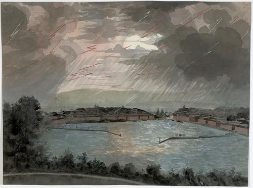 Vue de Genève prise de Ruth, de Cologny, du Port-Noir, des Eaux-Vives, de Frontenex