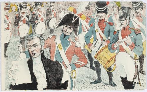Genève, Restauration le 31.12.1813
