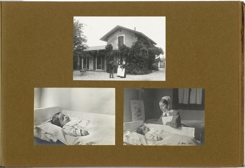 Mort de Pierre Jules Boissonnas (1899-1901)