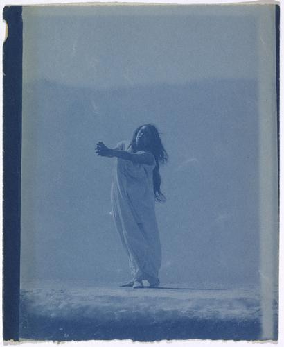 Magdeleine G. dansant sous hypnose: Miserere du Trouvère