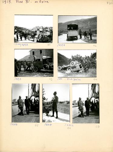 Différentes scènes prises en Epire