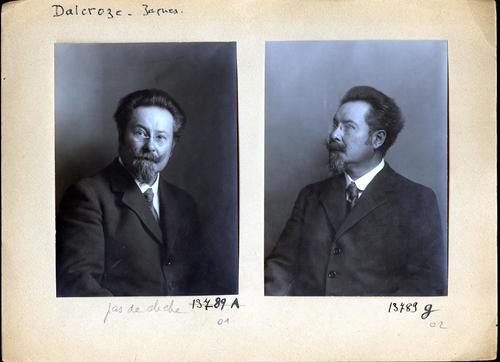 Emile Jaques-Dalcroze (1865-1950)
