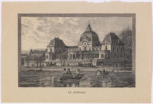 Genève, le Kursaal