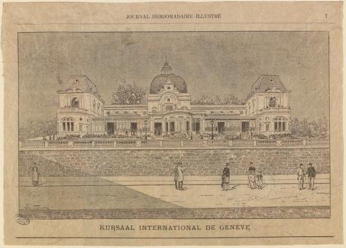 Genève, Kursaal