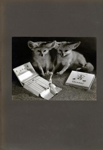 Publicité pour les cigarettes Laurens