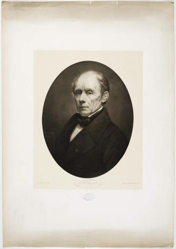 Portrait de Guillaume-Henri Dufour