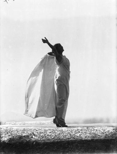 Magdeleine G. dansant sous hypnose: Chevauchée de la Walkyrie