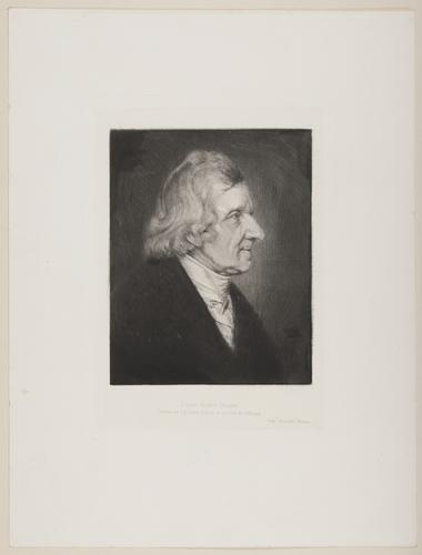 Portrait de Louis-André Gosse